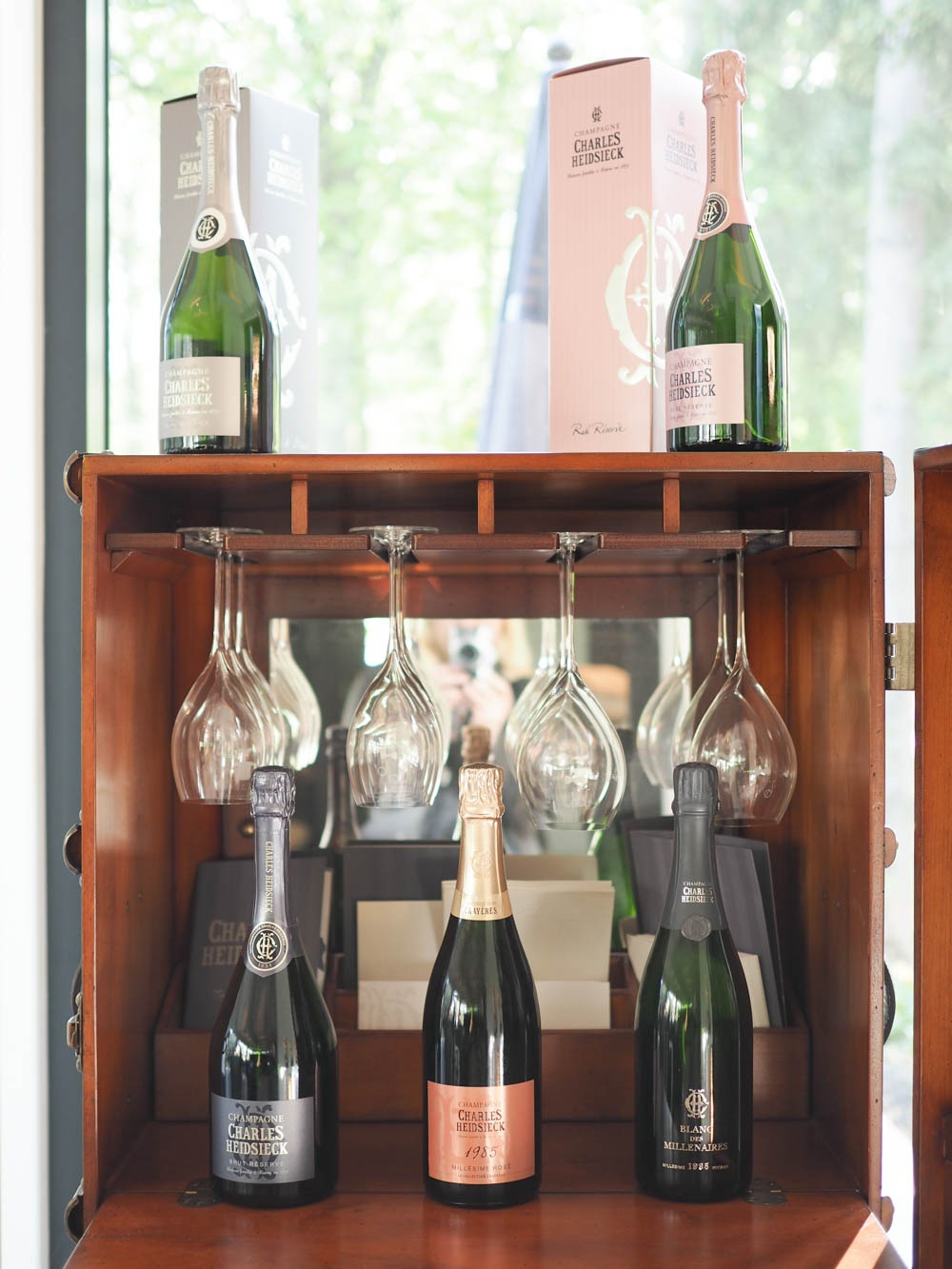 Matka kuplivaan Champagneen