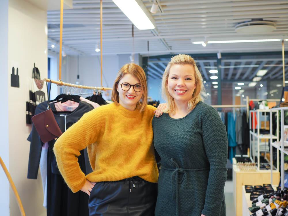 Kertun ja Marun stailaushaaste kotimaisilla vaatteilla
