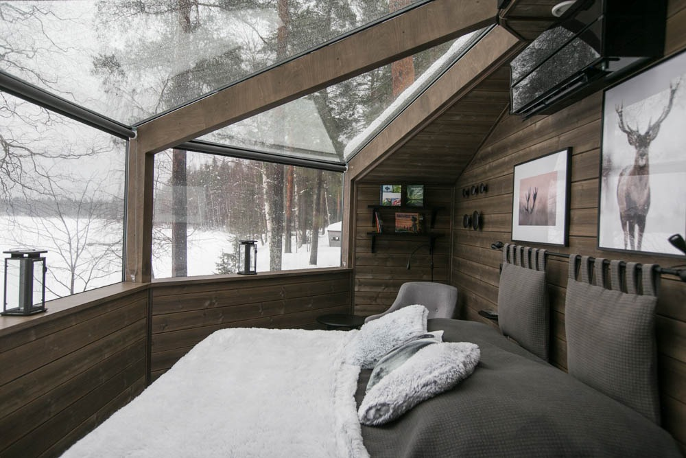 Revontuli iglut – Lapin tunnelmaa keskellä Suomea