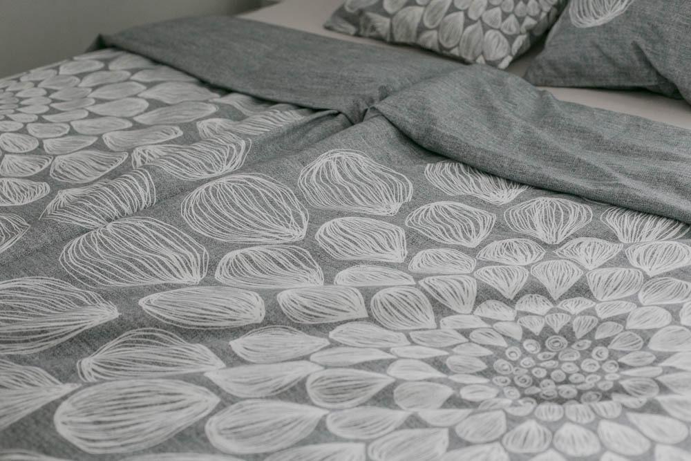 Kotoisaa ja kotimaista luksusta makuuhuoneeseen