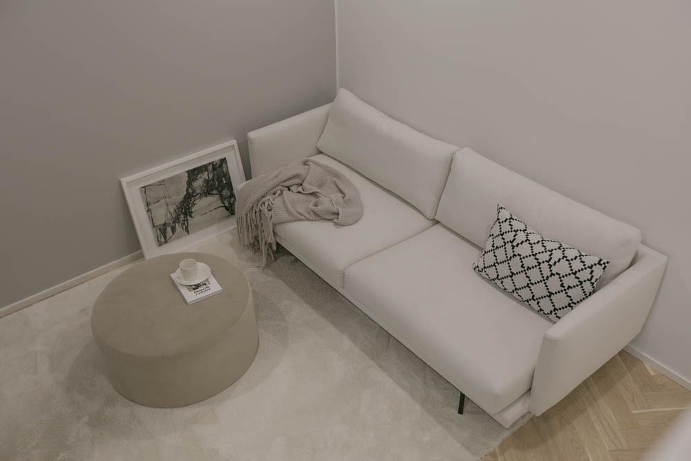 Ihanan laiska – televisiotilan sohva