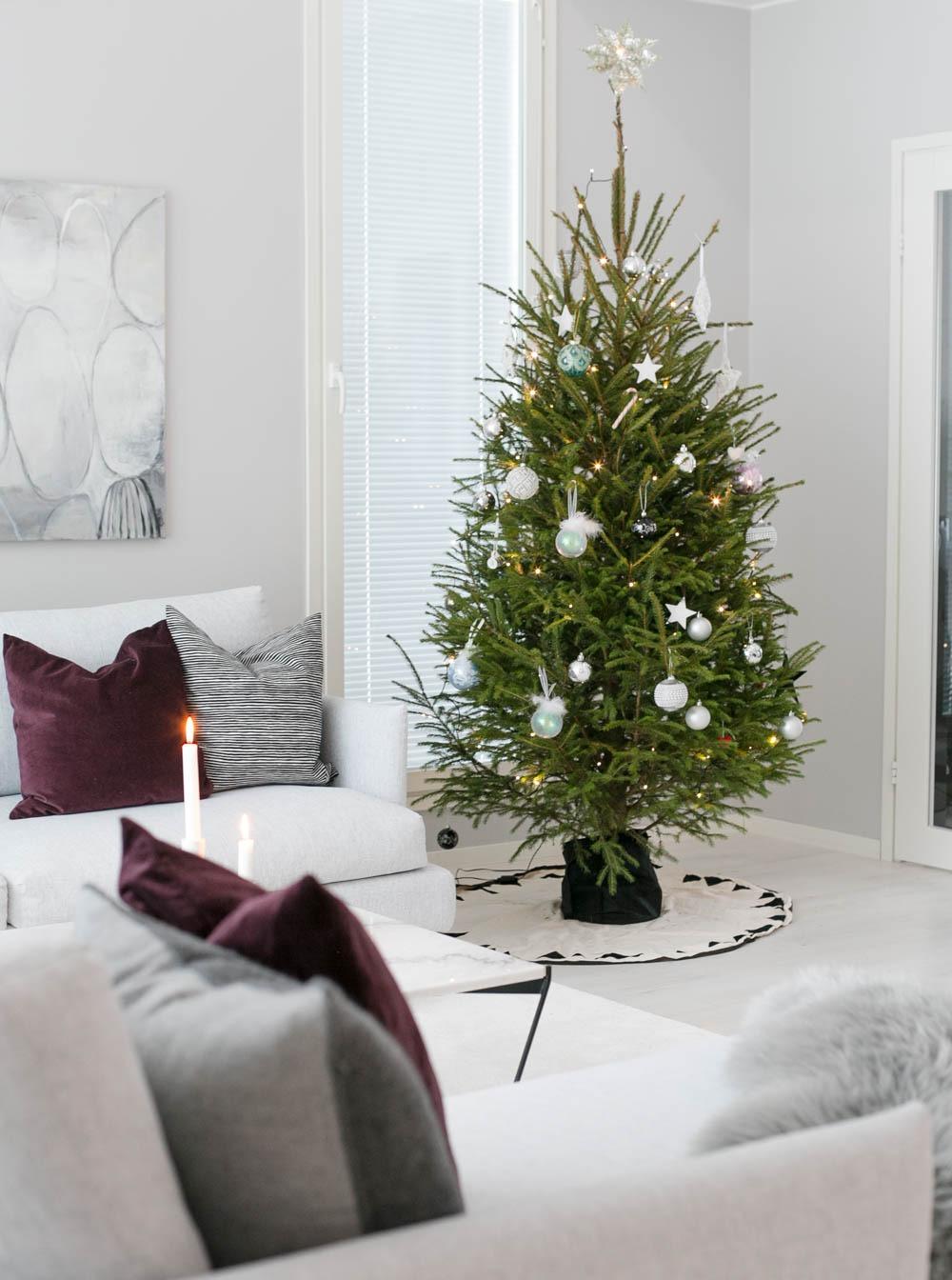 Paluu edellisvuosien joulutunnelmiin