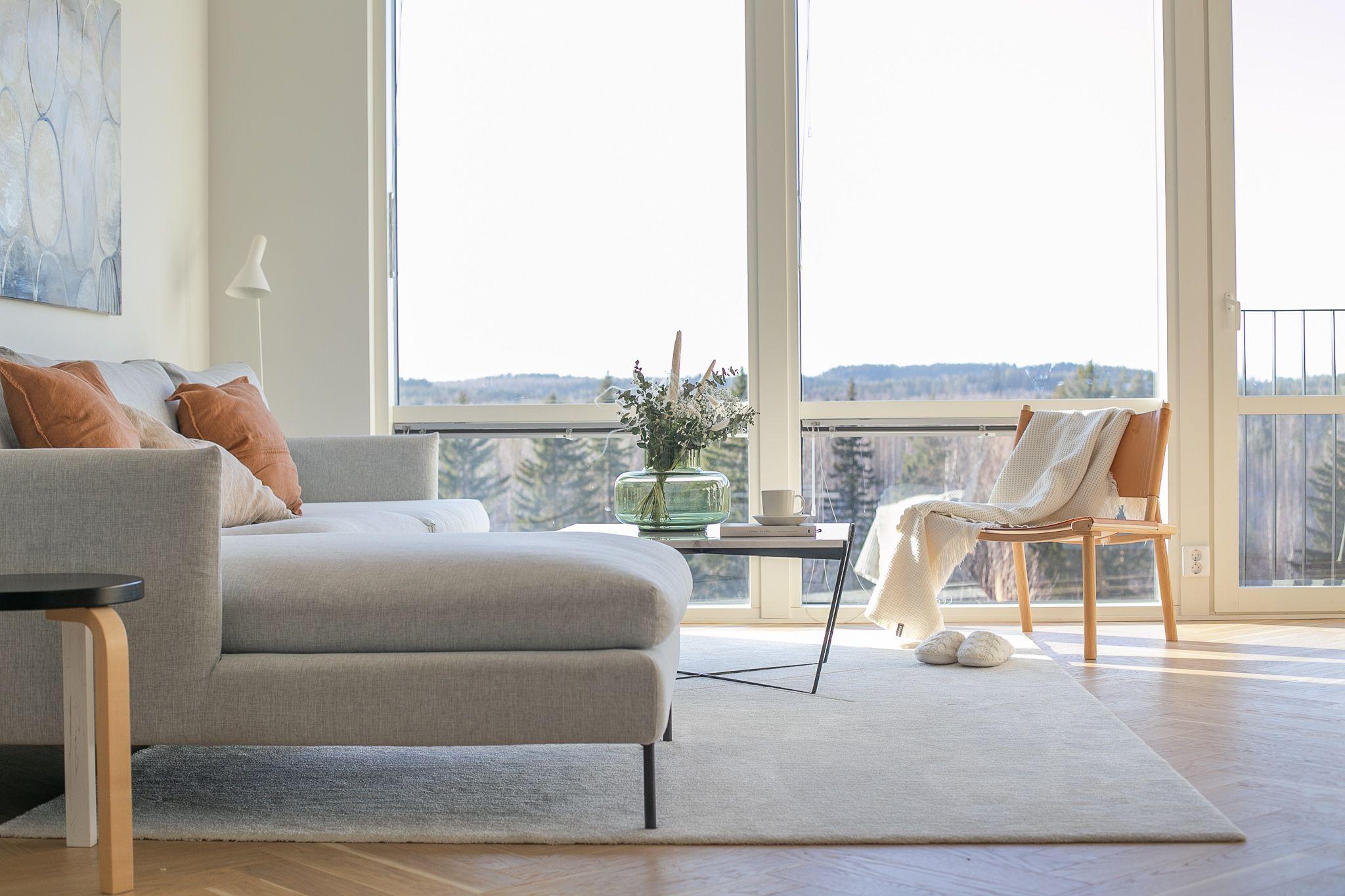 Puoli vuotta uudessa kodissa – miltä nyt tuntuu?