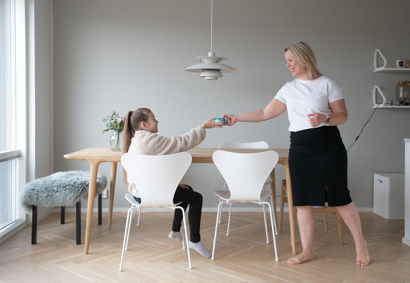 Balanssi ja hyvinvointi – sinä riität